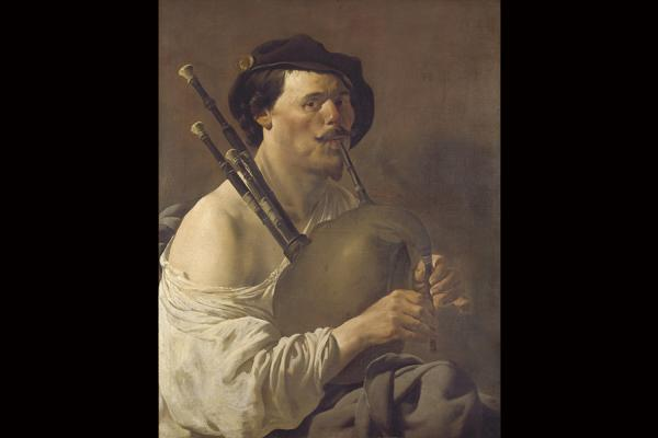 portrait_of_a_man_playing_the_bagpipes ashmolean