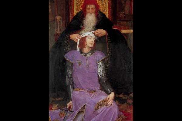 Time the Physician by Eleanor Fortescue-Brickdale