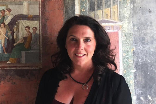 Portrait of Bettany Hughes