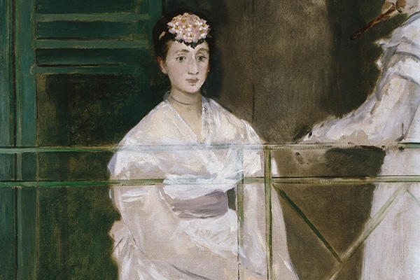 Portrait of Mademoiselle Claus