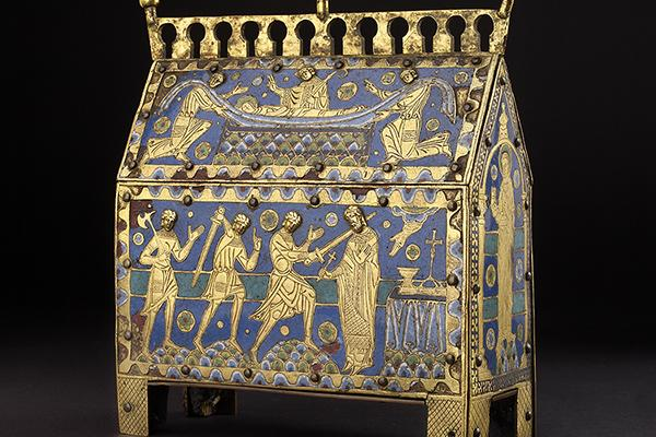 Reliquary Casket of Saint Thomas Becket, C. 1190