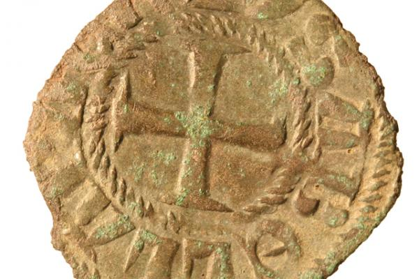 Billon coin from the Thasos excavations