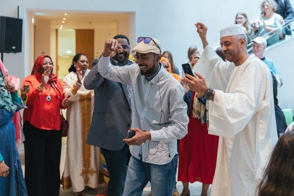 Sudan to Oxford Family Day 2018