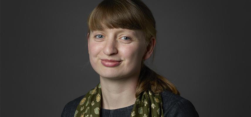 A photo of Alice Howard.