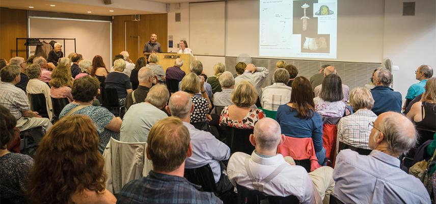 Talks and tours at the Ashmolean Museum – Lecture Theatre