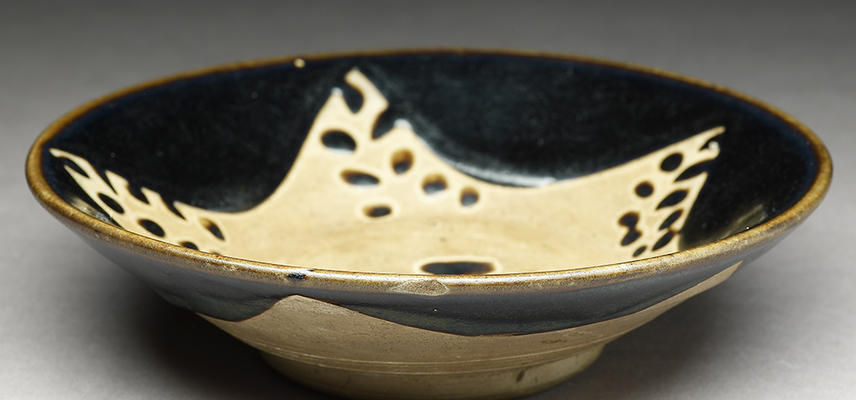 black ware bowl with stars ea1956 1427 linkout