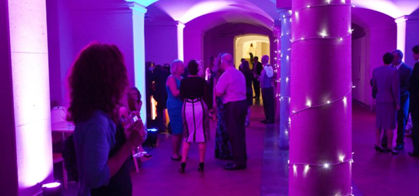 Ashmolean Venue Hire and Corporate Members - Cafe