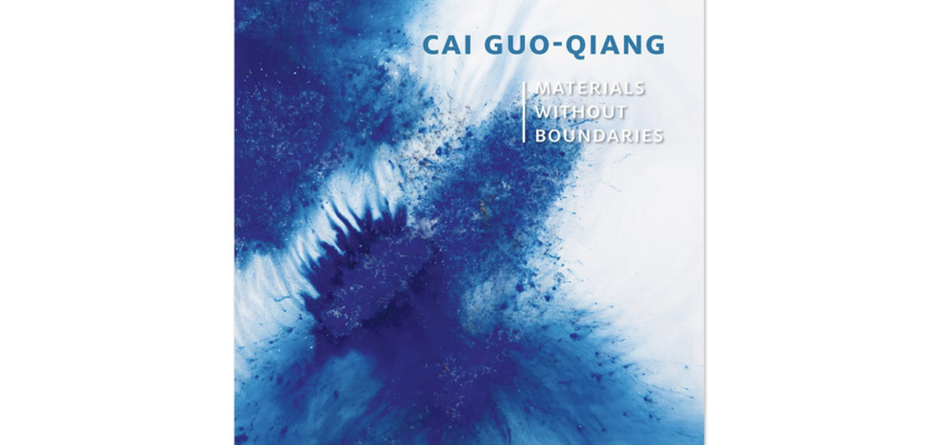 Cover of Cai Quo-Qiang Catalogue