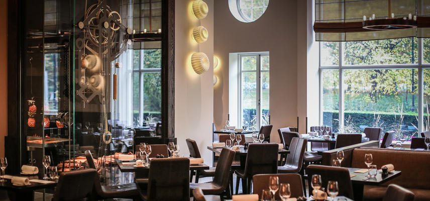 Dinner by Heston – Main Room – copyright John Blackwell