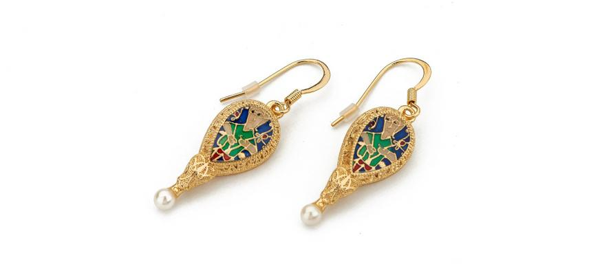Alfred Jewel Earrings