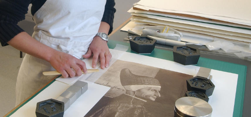 Paper Conservation