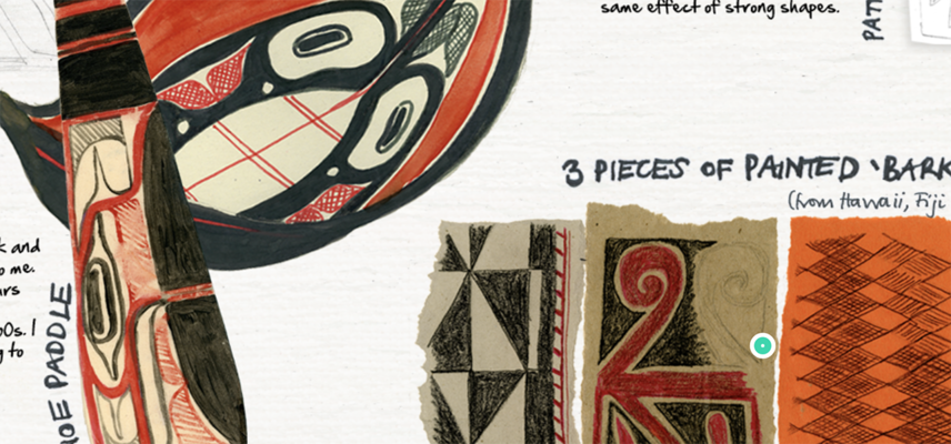pitt rivers ashmolean sketchbooks