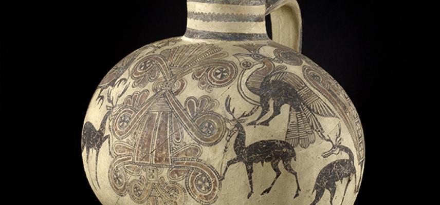 Storage Jar, 750 - 600BC