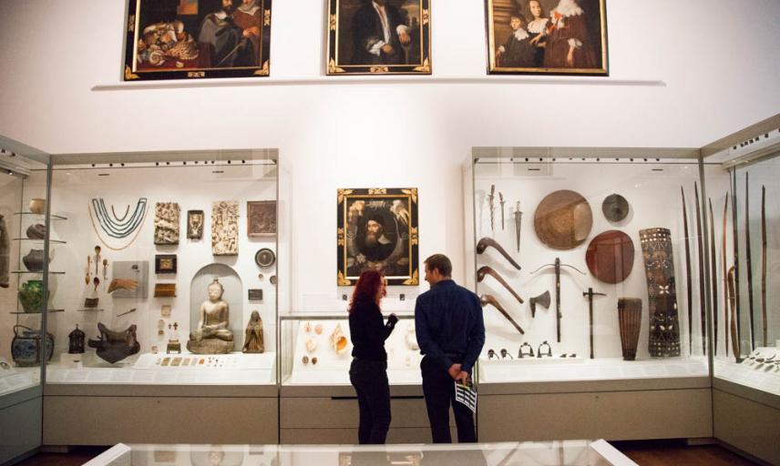Ashmolean Museum Gallery 2 – The Ashmolean Story