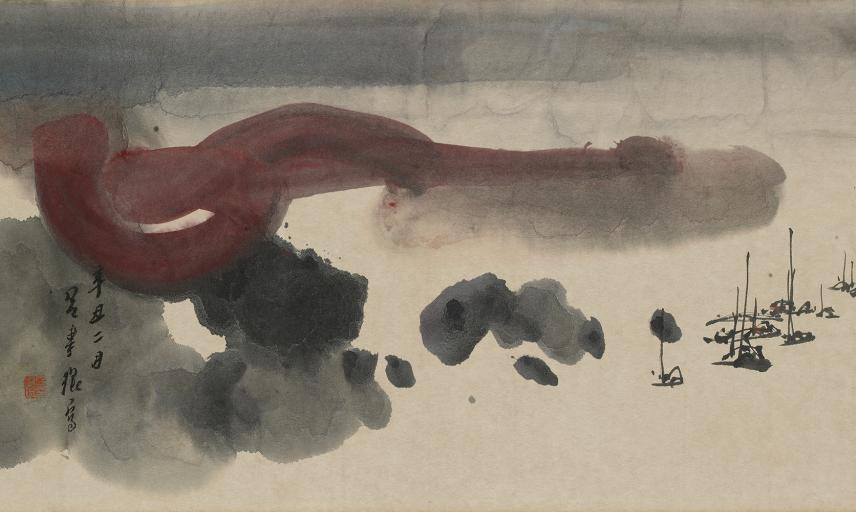 Thoughts after storm, Lui Shou-Kwan, 1961, EA1981.52