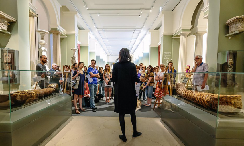 Lunchtime Tours at the Ashmolean Museum