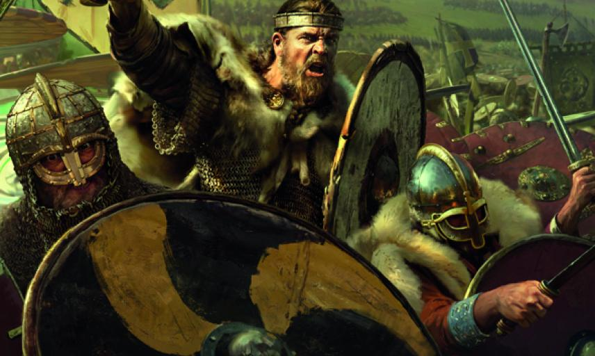 Anglo Saxon and Vikings