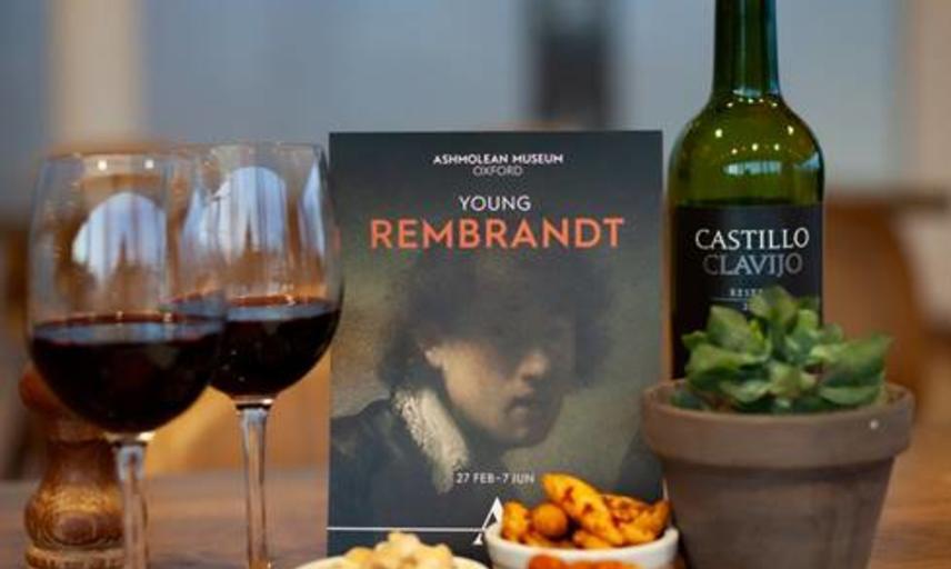 Rooftop Restaurant Rembrandt Evening 2020