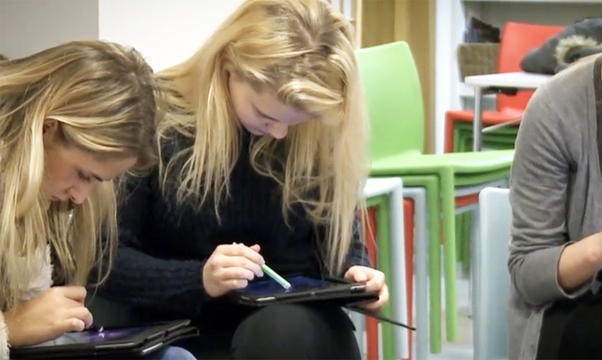 learn digital ipads as a learning and research tool