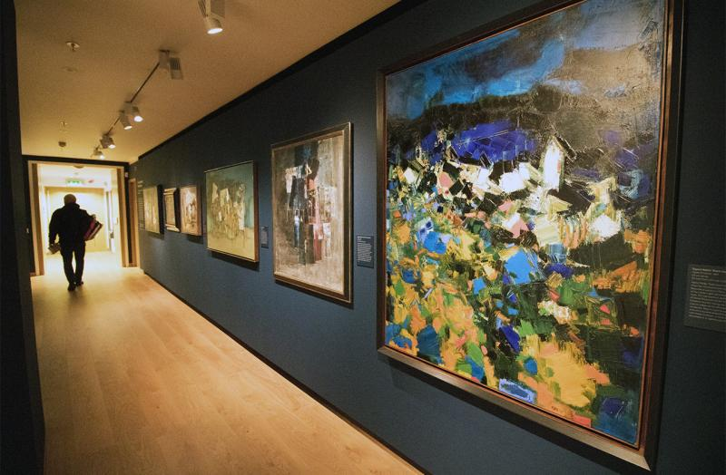 Old Traditions, New Visions: Art in India and Pakistan after 1947