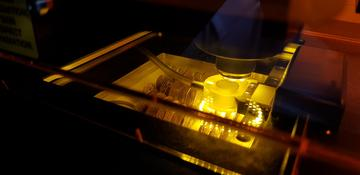 Laser Ablation of Roman Gold Coins