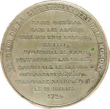 Pewter Medallion