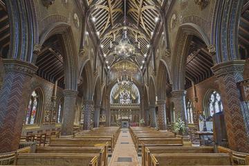 St Giles Church, Cheadle; AW Pugin, 1841-46