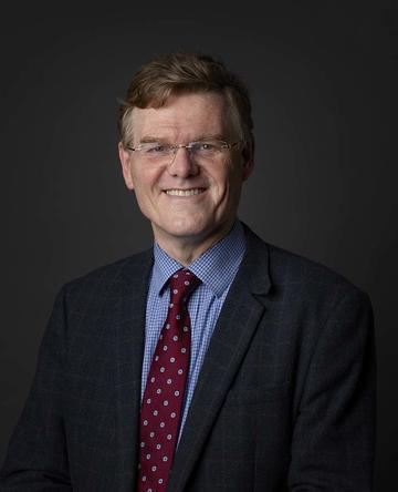 Dr Paul Roberts