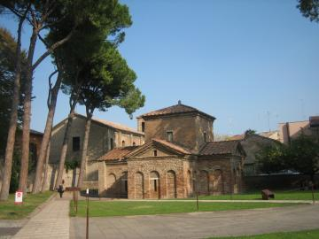 Mausoleum of Galla Placidia and Santa Croce