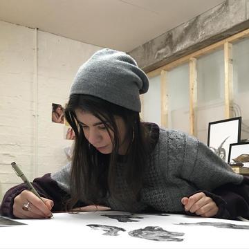 jessica heywood at work