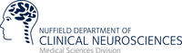 Nuffield Department of Clinical Neurosciences logo