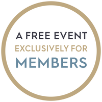 Free Event Exclusively for Members