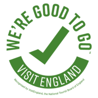 VisitEngland Good To Go Kitemark Logo